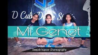 J Balvin, Willy William - Mi Gente | Dance Cover | Deepak kapoor Choreography