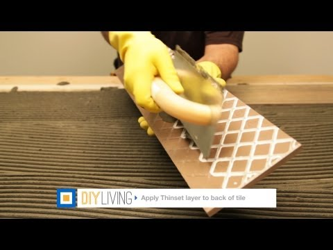 How To Install Tile - DIY Living from BuildDirect.com