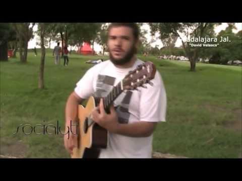 DAVID VELASCO ( Especial Mini Acustico y Entrevista ) Guadalajara Para @SocialytiTV