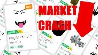 The Roblox Market Is Crashing!