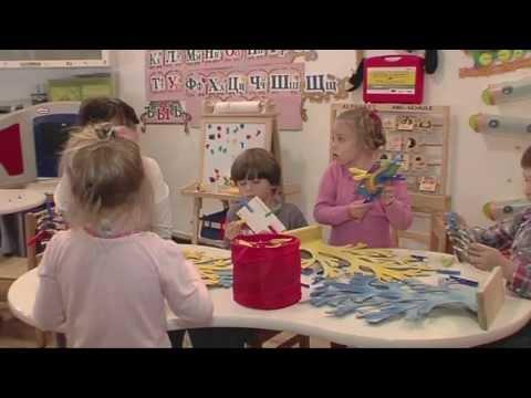 Stoliza im Deutsch-Russischen Kindergarten