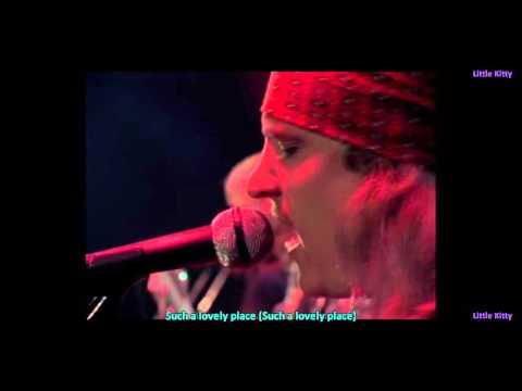 Hotel California - The Eagles - Lyrics