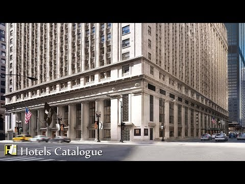 JW Marriott Chicago Hotel Tour - Luxury Central Loop Hotel In Chicago