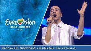 """The Roop - """"Yes, I Do"""" - Didysis Eurovizijos atrankų finalas 2018"""