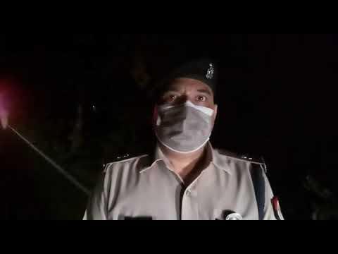 #GorakhpurTimes पुलिस व बदमाशों की हुई मुठभेड़, दो बदमाशों को लगी गोली