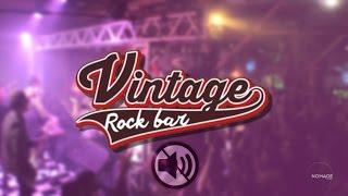 PROMO Vintage Rock Bar (LINK ALTERNATIVO NA DESCRIÇÃO)