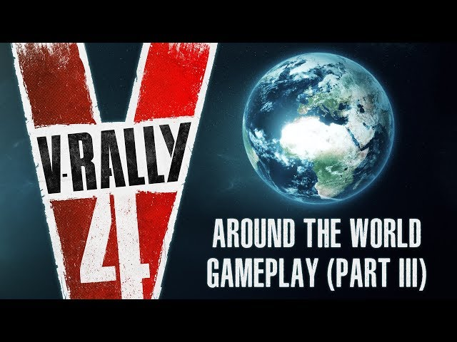 V-RALLY 4 | Around the world Gameplay (part 3)