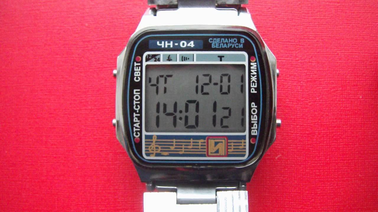 часы чн-02 инструкция