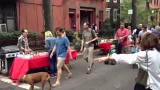 Cranberry street fair pet parade 2013