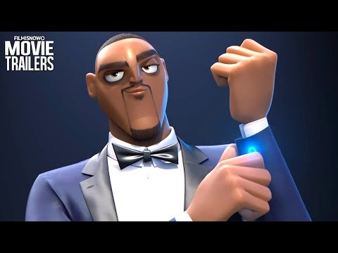 SPIES IN DISGUISE Trailer NEW (2019) - Will Smith, Tom Holland animated comedy