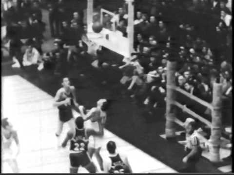 """Hot"" Rod Hundley NBA Highlights 1957-1963 - Minneapolis Lakers"