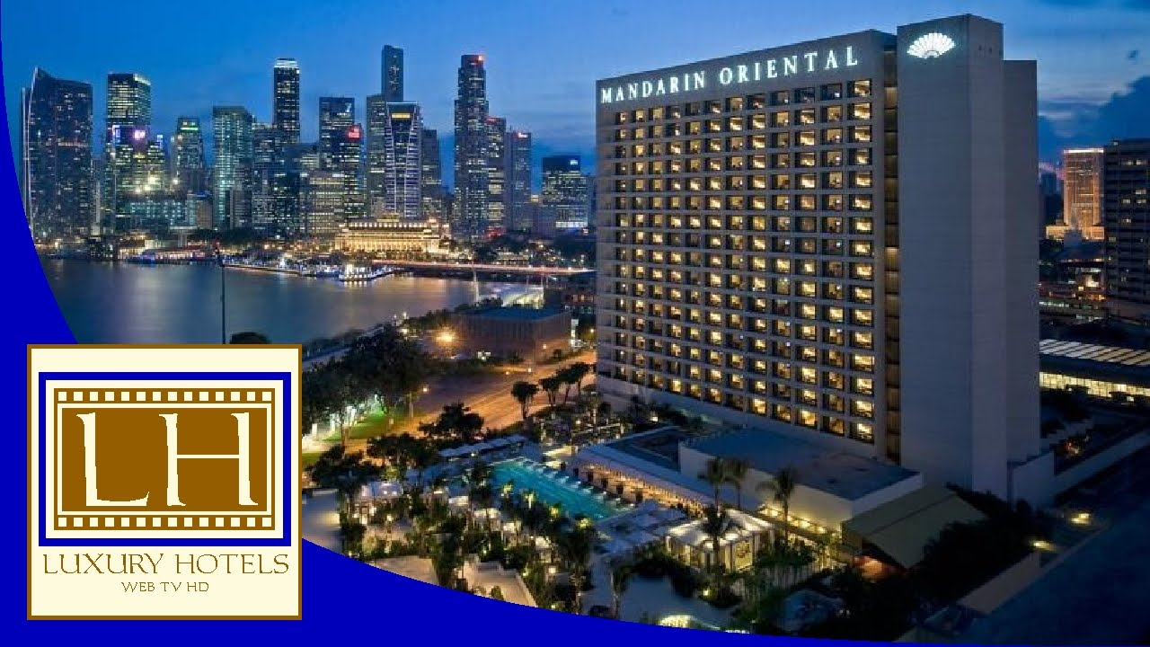 Luxury hotels mandarin oriental singapore youtube for Luxury hotel group
