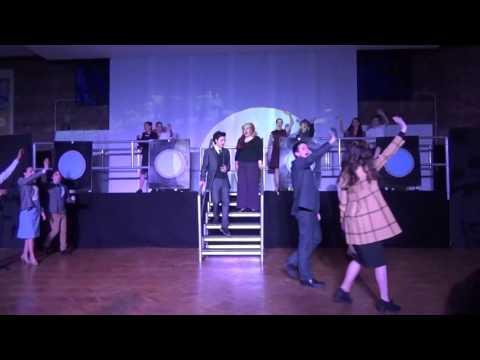Alyth Academy of Performing Arts: Gentlemen Prefer Blonds