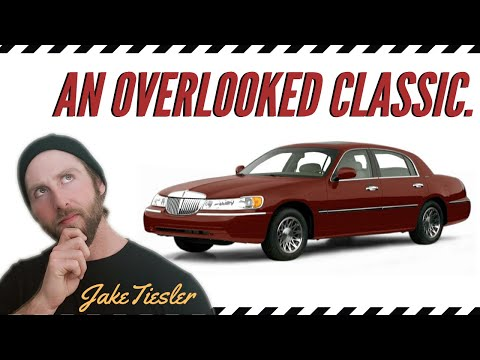 2000 Lincoln Town Car Signature (Should You Buy?)