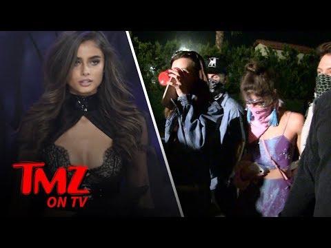 Victoria's Secret Model Gets Super Drunk At Coachella | TMZ TV