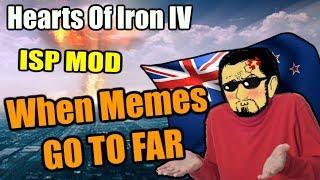 Hearts Of Iron 4 MEME EDITION - ISP MOD