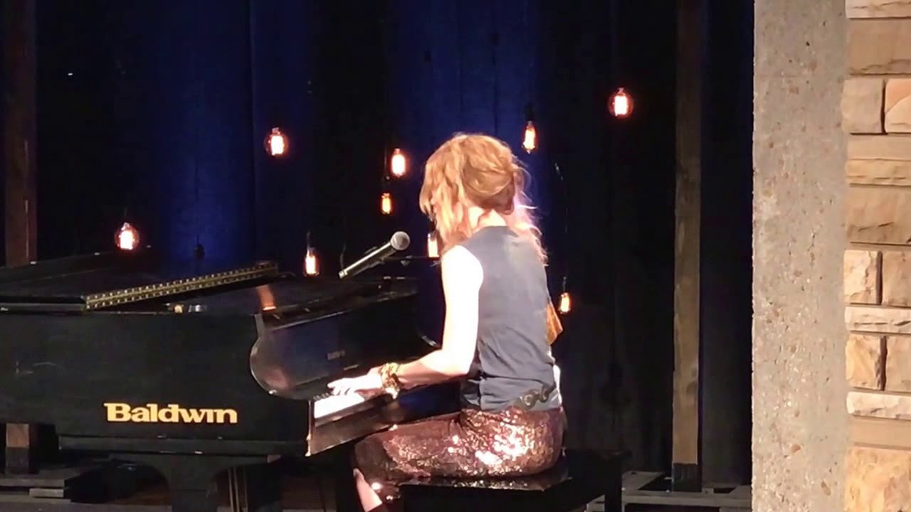 """Allison Moorer and Shelby Lynne """"Not Dark Yet"""" song by Bob ..."""