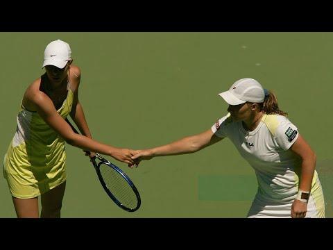 Maria Sharapova vs Svetlana Kuznetsova 2005 AO Highlights