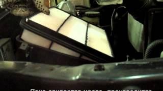 видео техобслуживание тойота