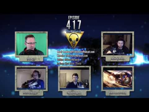 """The Trinity Force Podcast - Episode 417: """"Top Lane"""""""