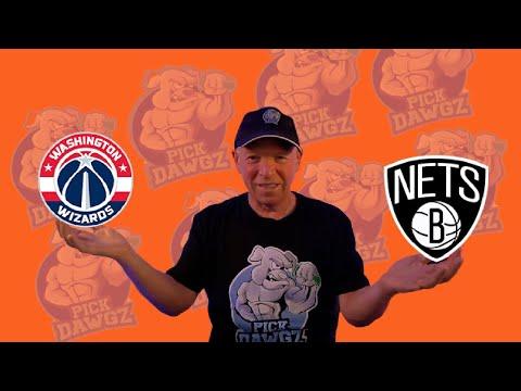 Brooklyn Nets vs Washington Wizards 3/21/21 Free NBA Pick and Prediction NBA Betting Tips