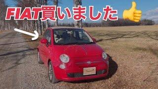 【車紹介】FIAT500C /フィアット500C/1.28V…