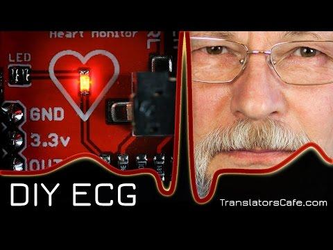 DIY ECG