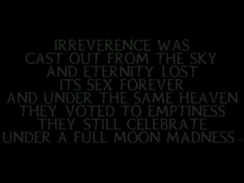 Moonspell - Full Moon Madness Lyrics