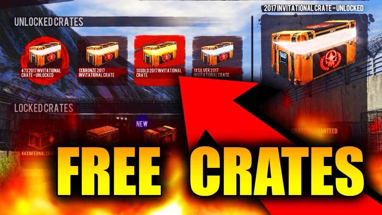 H1Z1 GLITCH gave me 50 FREE CRATES!!!