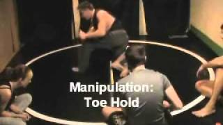 Catch as Catch Can Wrestling Toe Hold Compilation