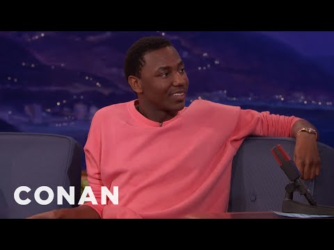 Jerrod Carmichael On Ben Carson's Slavery Comments  - CONAN on TBS