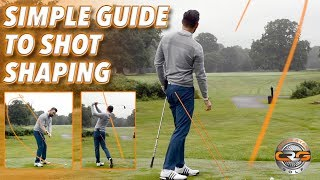 A SIMPLE GUIDE TO CURVING THE GOLF BALL
