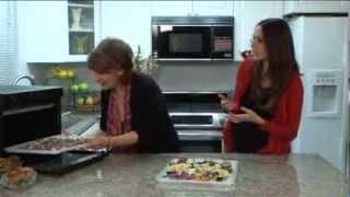 Sedona Rawfood Dehydrator- Marinated Vegetables
