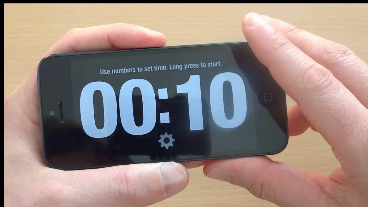 Countdown Timer App - CountdownKings