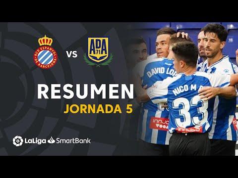 Espanyol Alcorcón Goals And Highlights