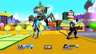 Playstation All-Stars Battle Royale: Kratos Arcade (Unlockable Costume #3)