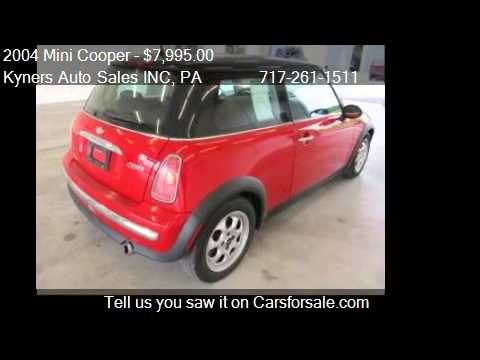 2004 mini cooper noname for sale in chambersburg pa 17202 youtube. Black Bedroom Furniture Sets. Home Design Ideas