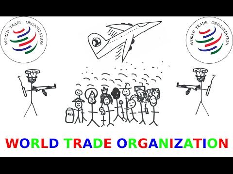 WORLD TRADE ORGANIZATION (WTO) (German/HD)