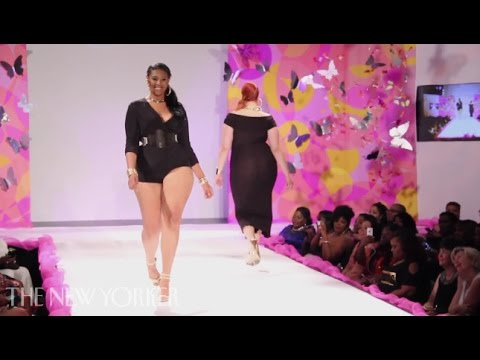 On the Runway at Full Figured Fashion Week - Commentary - The New Yorker. http://bit.ly/2Xc4EMY