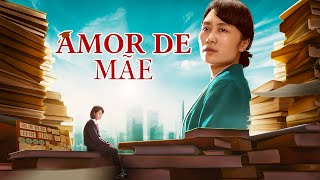 "Filme Gospel Para a Família ""Amor de mãe"" Deus nos mostra a maneira correta a instruir nossos filhos"