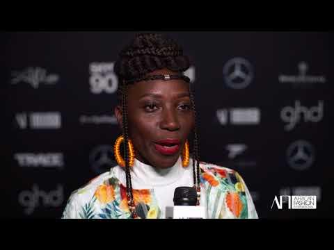 AFI Mercedes-Benz Fashion Week Joburg Spring/Summer 2017- Adama Paris