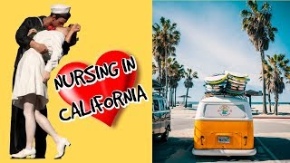 NURSE LIFE IN CALIFORNIA | THE RN ALPHASLICE SHOW