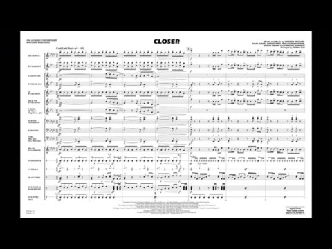 Closer arranged by Ishbah Cox