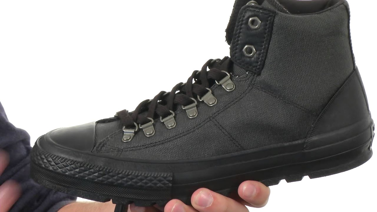 220c6a4257ae98 Converse Chuck Taylor® All Star® Street Hiker SKU 8586871 - YouTube