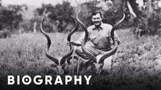 Biography: Ernest Hemingway Mini Bio thumbnail