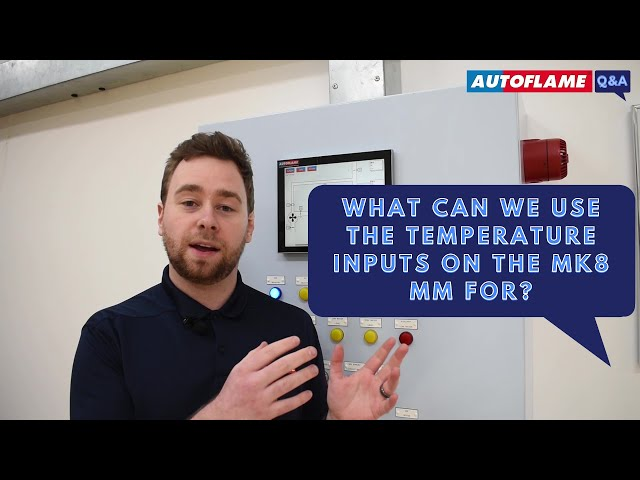 Q&A | What can we use the temperature inputs on the Mk8 MM for?