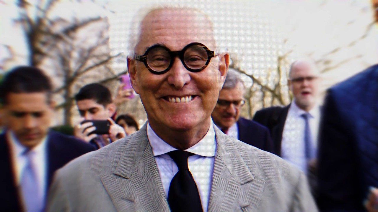 Roger Stone & Trump's Banana Republic