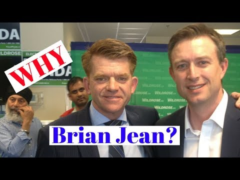 Why I Support Brian Jean