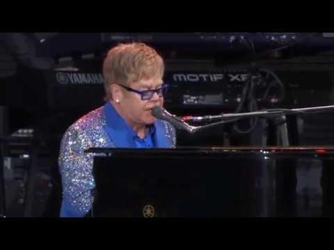 Elton John (Full Concert) Outside Lands San Francisco 2015 - Excellent Quality!
