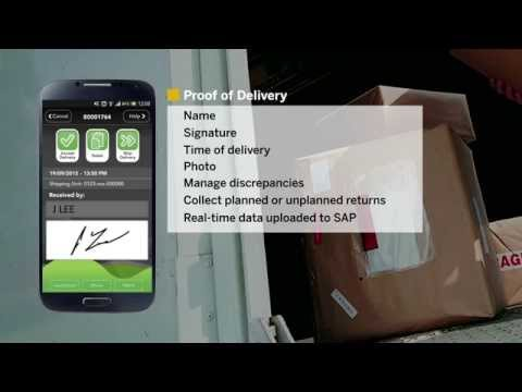 LogiScope - Proof of Delivery (POD) & Mobile Logistics Management